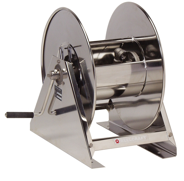 hose reel 1 2 x 200ft 3000 psi stainless steel for oil service hose